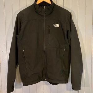 The North Face Mens Soft Shell Jacket Size Medium